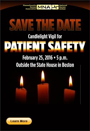 Candlelight Vigil for Patient Safety